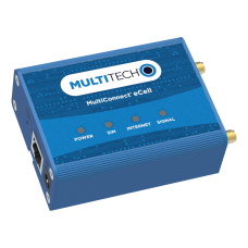 MultiConnect® eCell LTE Cellular to Ethernet Bridge (MTE Series)
