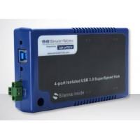 USH304 Isolated USB 3.0 SuperSpeed Hub