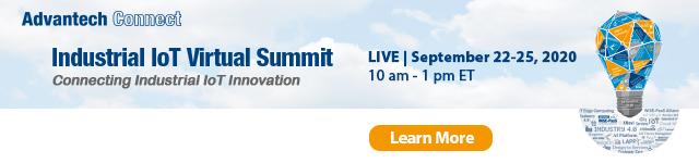 Advantech's IIoT Summit