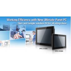 Panel PC's by Advantech
